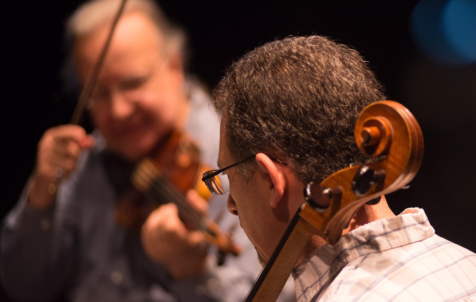 Central Vermont Chamber Music Festival | About